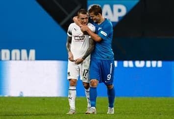 РФС поддержит клубы в решении расторгнуть контракты с Мамаевым и Кокориным