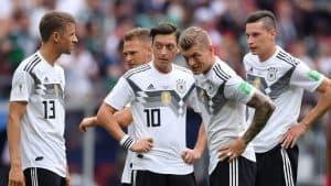 Германия – Россия: Винлайн не оставляет шансов россиянам